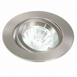 Spot à Led : gu10 die cast ceiling spotlight tilt ~ Melissatoandfro.com Idées de Décoration