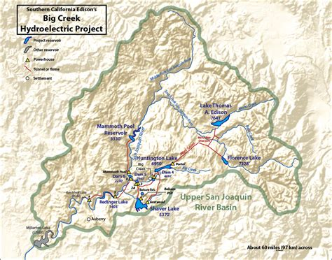 Big Creek Hydroelectric Project - Wikipedia