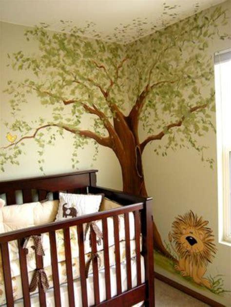 Babyzimmer Wandgestaltung Dschungel by 28 Coole Fotos Vom Dschungel Kinderzimmer Archzine Net
