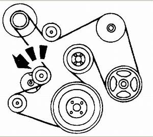 Looking For Looping Pattern For Serpentine Belt  Ford V10