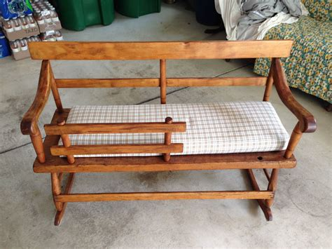 Antique Mammy's Bench Or Settee For Sale Antiquescom