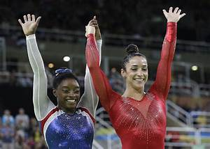 Aly Raisman Wins Silver Medal (and Praise from David Ortiz)