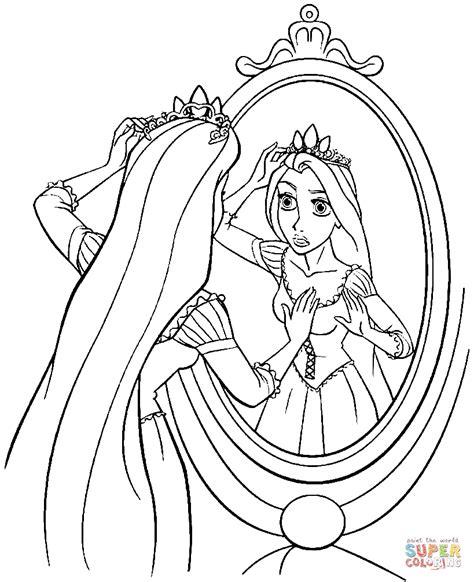 rapunzel tangled drawing  getdrawingscom