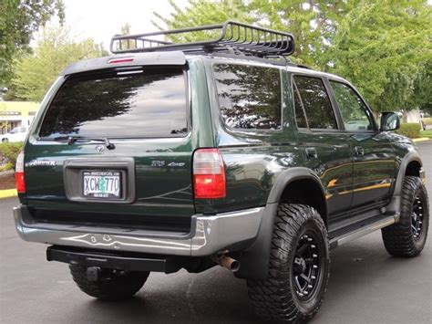 1999 toyota 4runner sr5 4x4 3 4l 6cyl lifted lifted