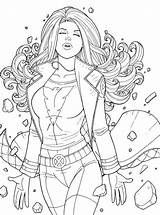 Jean Grey Commission Coloring Deviantart Jamiefayx Pages Gray Colouring Sheets Superhero Draw Adult Printable Books Anatomy Last Windriderx23 Surfer Silver sketch template