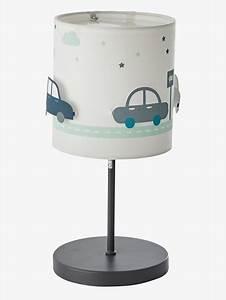 Lampe Chevet Enfant : lampe de chevet voiture beige vertbaudet ~ Teatrodelosmanantiales.com Idées de Décoration