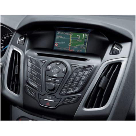 20182019 Ford Mfd Sd Card Navigation Sat Nav Map Europe