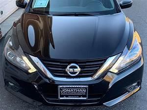 2017 Nissan Altima 2 5 Sr Midnight Edition Stock   297390