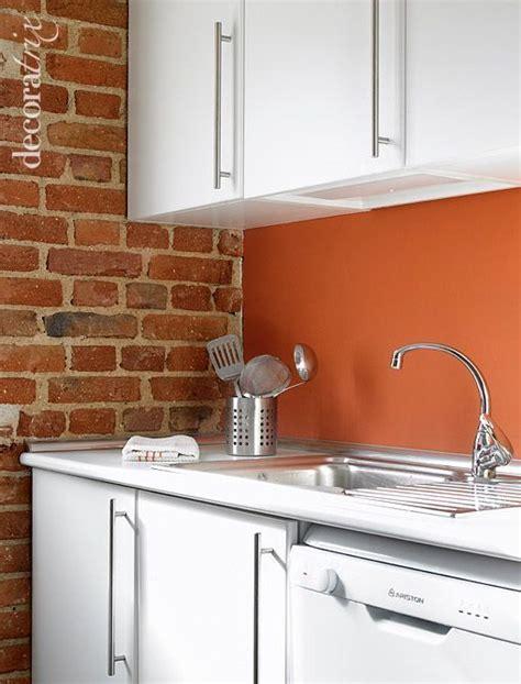 paredes de ladrillo visto  lograr interiores calidos