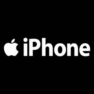 Iphone Logo - Logo Pictures