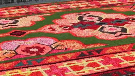 tapis de fleurs 2014 flowers carpet brussels belgium