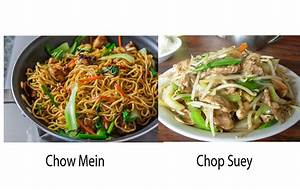 Top 28+ - What Is The Difference Between Chow Mein And Lo ...