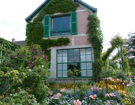 Le Jardin De Fleurs De Claude Monet #1