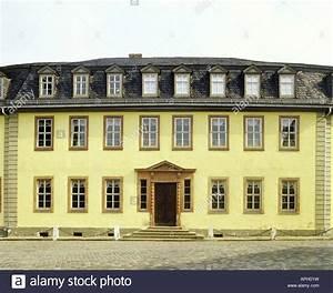 Haus In Weimar Kaufen : geographie reisen deutschland th ringen weimar goethes haus am frauenplan au enansicht ~ Orissabook.com Haus und Dekorationen