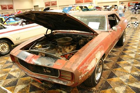 1969 Camaro RS/Z28 Barn Find : Information on collecting