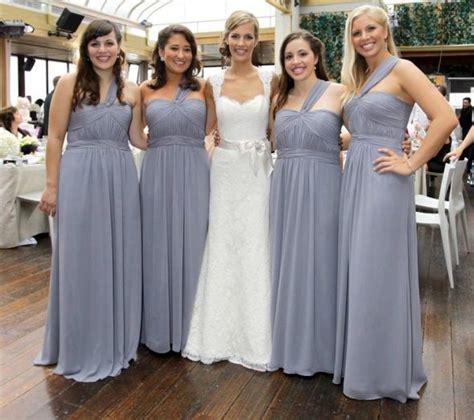 today show wedding dresses grey bridesmaid s dresses weddingbee