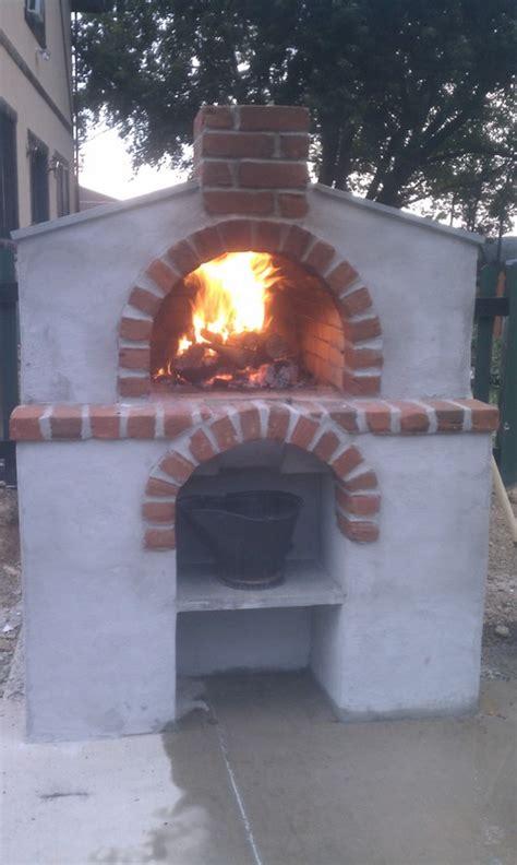 outdoor pizza oven design ideas diy cozy home