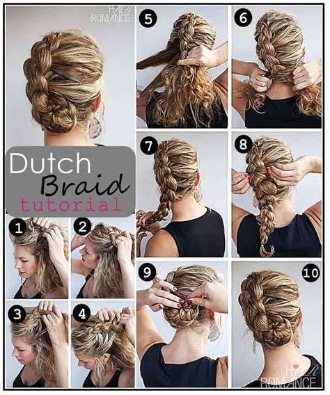 How To Double Dutch Braid Your Own Hair For Beginners