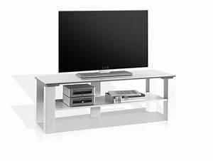 Tv Board 120 Cm : rabea lowboard 120 cm wei hochglanz ~ Bigdaddyawards.com Haus und Dekorationen
