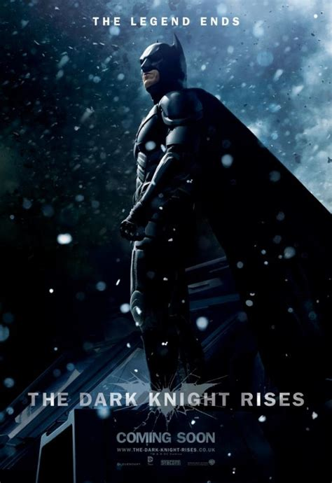 The Dark Knight Rises Set Visit Collider