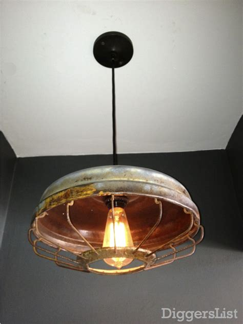 repurposed light fixtures steunk inspired lights are so delish homejelly