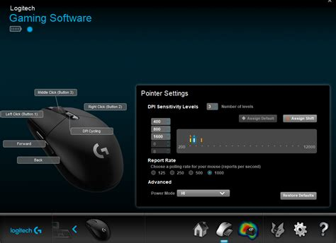 Download logitech g305 software update for windows os. Logitech G305 Wireless Gaming Mouse Review - IGN