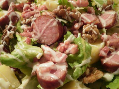cuisine franc comtoise salade franc comtoise ma cuisine mes livres et moi