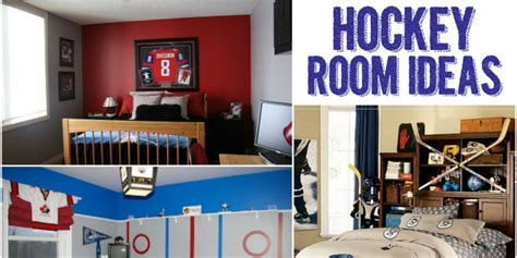Decorating Ideas For Hockey Bedroom by Hockey Room Ideas Design Dazzle