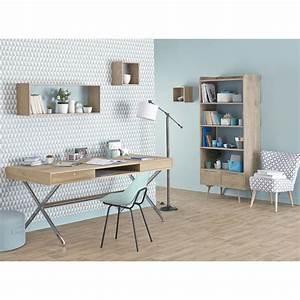 Bureau Scandinave Maison Du Monde : mango wood vintage shelf unit w 80cm trocadero maisons du monde ~ Teatrodelosmanantiales.com Idées de Décoration