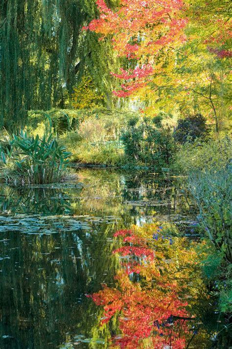 Giverny Monet Garten by Zu Besuch In Claude Monets Garten In Giverny Ad