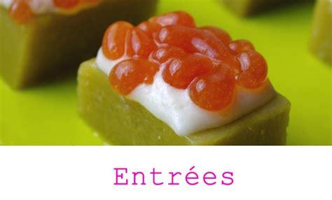 cuisine aux algues recettes des entrées et amuses bouches cuisine
