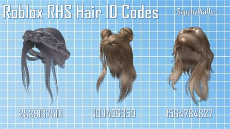Videos matching 20 billie eilish roblox music codesids. Roblox Hair Promo Codes 2020 June | StrucidPromoCodes.com