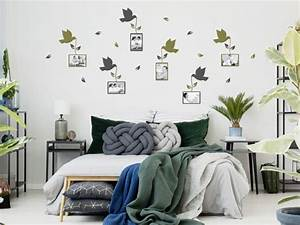 Bilder über Bett : wandtattoos f r das schlafzimmer und bett wandtattoo de ~ Watch28wear.com Haus und Dekorationen