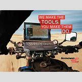 Lenovo For Those Who Do Campaign | 1024 x 768 jpeg 278kB