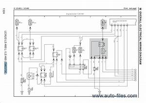 Lexus Ls460  460l  Repair Manuals Download  Wiring Diagram