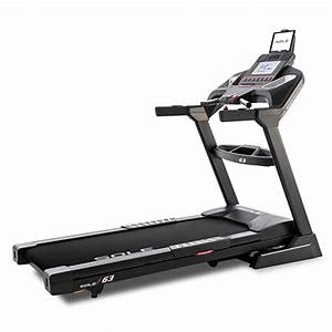 Sole Fitness Foldable Treadmill F63