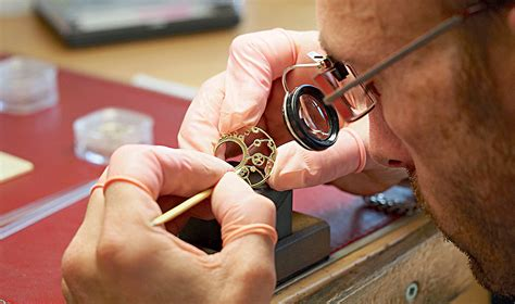 Decorative Crafts In Watchmaking  Chicago Tribune