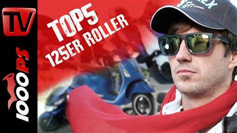 Top 5  125er Roller  Flinke Und Günstige Flitzer Für Die