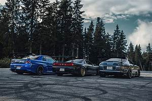 JDM Legends: Supra, NSX, R34 GTR - MARCEL LECH PHOTOGRAPHY