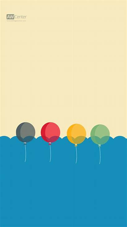 Android Wallpapers Smartphone Balloons Iphone Galaxy Htc
