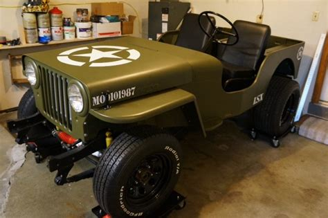 cool ls for sale swap insanity ls1 powered 1952 willys jeep is a triple