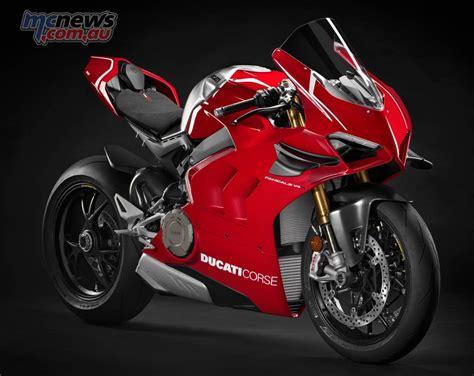 Ducati Panigale V4r by 2019 Ducati Panigale V4 R 998cc Racer More Tech