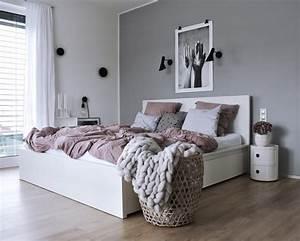 Ložnice skandinávský styl