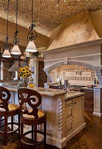 16 charming mediterranean kitchen designs that will mesmerize you 2336