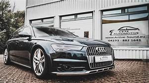 Luftfahrwerk Audi A6 : luftfahrwerk tieferlegen audi a6 4g allroad facelift mit ~ Kayakingforconservation.com Haus und Dekorationen