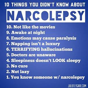 10 Things You Didn't Know About Narcolepsy