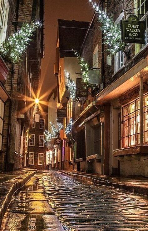 christmas in york england travel places pinterest