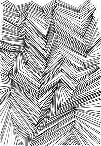 Schöne Muster Zum Selber Malen : muster zeichnen meditativ oder einfach nur langweilig art lessons illustration art ~ Orissabook.com Haus und Dekorationen