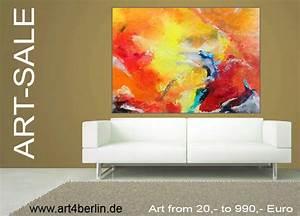 Große Bilder Auf Leinwand : art sale moderne kunst abstrakte lgem lde gro e ~ Lateststills.com Haus und Dekorationen