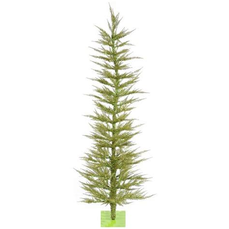 unique decorations for lime green christmas trees